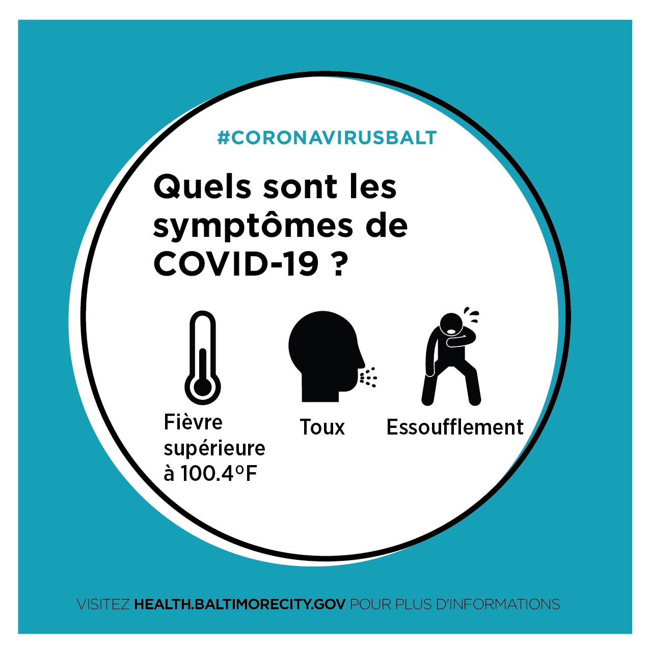 COVID19 Symptoms French